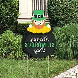 Big Dot of Happiness St. Patrick's Day - Party Decorations -