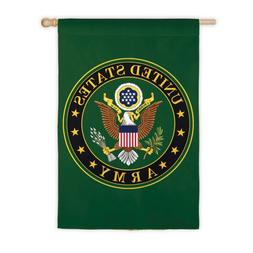 US Flag Store Patriotic Banner Flag, United States Army
