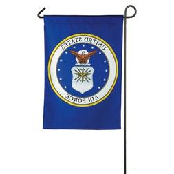 Patriotic Garden Flag United States Air Force