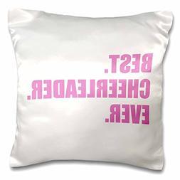 3dRose pc_179766_1 Pink Best Cheerleader Ever Greatest Head