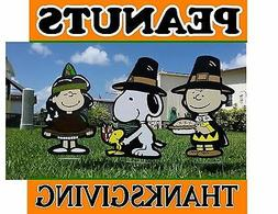 Peanuts Charlie Brown Thanksgiving  Decorations