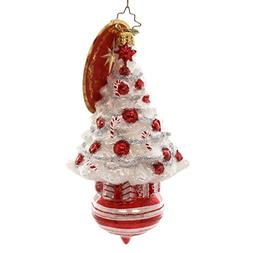 Christopher Radko Peppermint Dazzler Trees Sweet Christmas O