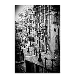 Trademark Fine Art PH0226-C3047GG Parisian Lamppost by Phili