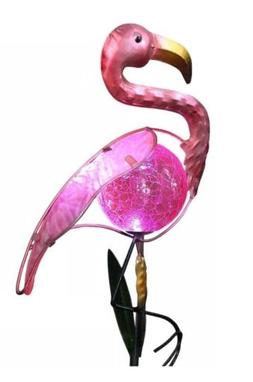 Pink Flamingo Ornamental Garden ~ Yard ~ Patio Decor Outdoor