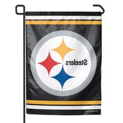 Pittsburgh Steelers Garden Flag
