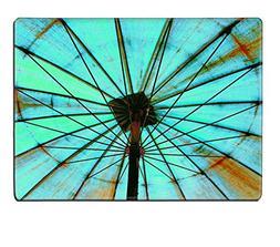 Luxlady Placemat IMAGE ID 30810256 Umbrella texture of vinta