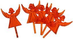 Creative Hobbies Plastic Angel Ceramic Christmas Tree Topper