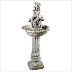 #33631 Playful Cherubs Fountain by Outdoor Classics
