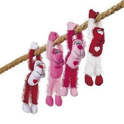 Plush Valentine Gorillas With Long Arms - Valentine's Day &