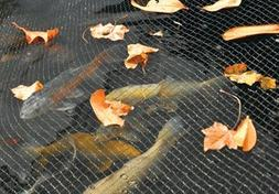Pond Cover Net 10 Feet x 13 Feet