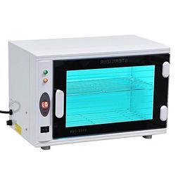 Triprel Inc Portable UV Towel Sterilizer Cabinet w/Timer Bea