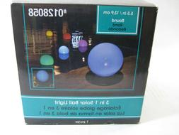 Portfolio Multicolor Pond Lights Yard Decor Dream Ball Disco