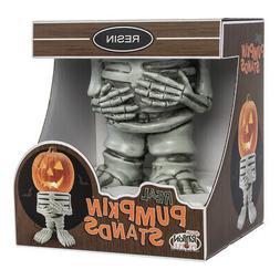 Pumpkin Stand Halloween Display Large Jackolantern Holder In