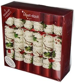 Robin Reed Christmas Crackers ~ Bows and Berries