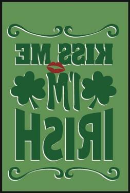 Saint Patricks Garden Yard Flag - St Patrick's Day Decor Kis