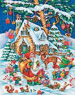 Santa's Helpers Advent Calendar