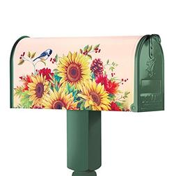 Collections Etc. Seasonal Mailbox Covers for Spring, Summer,