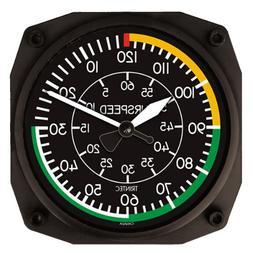 Trintec Series 2060 NV Airspeed Indicator Clock 6.5