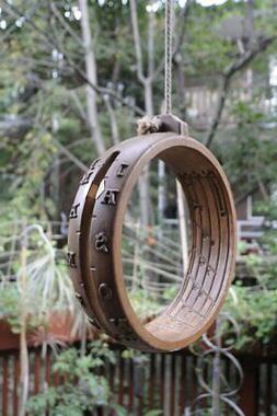 Shepherd Watch Anno Domini Hanging Garden Sundial Celtic Med
