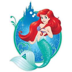 Disney Silver Buffalo DP6506 Princesses Ariel Smile Die Cut