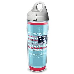 Simply Southern Flag Wrap Water Bottle | 24 oz.
