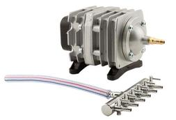 EcoPlus 793 GPH  Commercial Air Pump w/ 6 Valves | Aquarium,