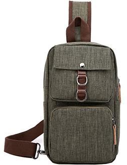 Sling Bag Backpack For 7.9'' iPad Mini Shoulder Chest pack U