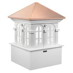 smithsonian chesapeake vinyl cupola