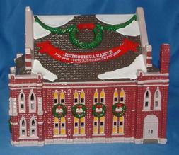 Department 56 Snow Village Ryman Auditorium - Grand Ole Opry