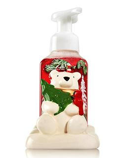 Bath and Body Works Soap Holder - Polar Bear Soap Holder Cer