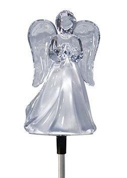 Solar LED Angel Lights, Garden Stake Outdoor Yard Decor Land