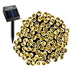 Esky Solar Fairy String Lights, OxyLED 55ft 100 LED Solar Le