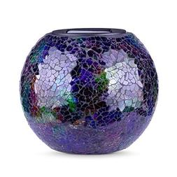 LED Solar Glass Balls | Outdoor Decorations for Porch | Pati