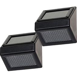 GreenLighting Solar Step Light for Stairs, Walls & Deck