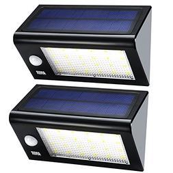 Amir Solar Lights, Solar Powered Motion Sensor Light, Led Se