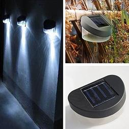 LED Solar Power Motion Outdoor Waterproof Light Sensor Garde