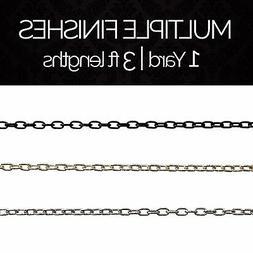 Solid Steel Decorative Micro Standard Link Lighting Chain #5