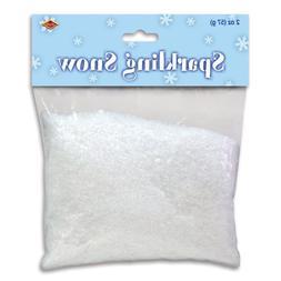 Beistle Sparkling Snow, 2-Ounce