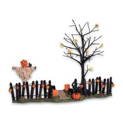 Department 56 Spooky Yard Scene