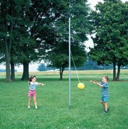 Sportime In-Ground Tetherball Pole Model: