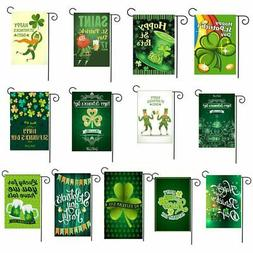 Mini 12x18'' Irish St.Patrick's Day Yard Banner Garden Flag