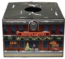 NEW! The Original Christmas Tree Box Tree Stand Cover - LED