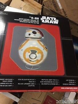 "Kurt Adler 28"" Star Wars BB8 Collapsible Lighted Tinsel Déc"