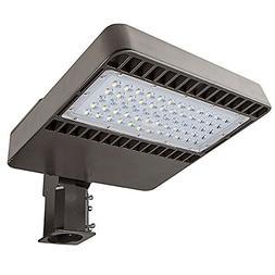 Phenas 48W LED Street Light, Road Lamp, LED Parking Lot Ligh
