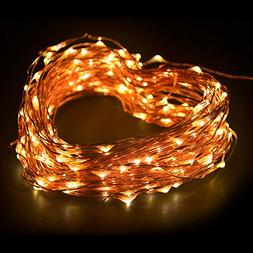 eSweetHome String Lights Copper Wire Lights,Starry String Li