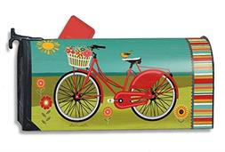 MailWraps Summer Ride Mailbox Cover 01343