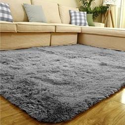 ACTCUT Super Soft Indoor Modern Shag Area Silky Smooth Fur R