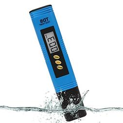 TDS Meter, Cakie Pocket Size ±2% High Accuracy TDS Tester f
