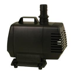 TetraPond Water Garden Pump, Powers Waterfalls/Filters/Fount