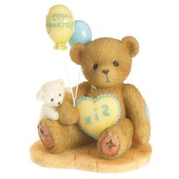 """Cherished Teddies """"Six Times the Love"""" Through the Years/age"""